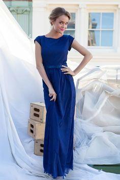 Shabby Apple - Alice Maxi Dress Navy Blue, $115.00 (http://www.shabbyapple.com/shop/alice-maxi-dress-navy-blue/)
