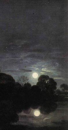 senza dedica: La 'silenziosa luna' di Adam Elsheimer