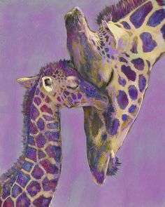 Best Giraffe Art Images Giraffe Drawing Giraffes - Giraffe Print Animal Art Painting Watercolor Nursery African Animals Art Print Animal Art For Kids Giraffe Drawing Funny Giraffe Two Giraffes High Quality Fine Art Print Of My Original Watercol Giraffe Drawing, Giraffe Painting, Giraffe Art, Giraffe Quotes, Animal Paintings, Animal Drawings, Animals Beautiful, Cute Animals, Giraffe Pictures
