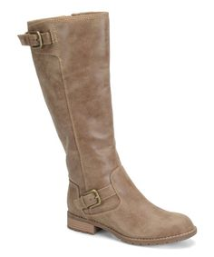 Pair this adorable Twine Tan Talisa Boot with  black skinnies and a moto jacket for optimal winter fashion!