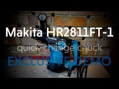 Makita SDS+ Rotary Hammer Drill - Perfect for Plumbers and Electricians Makita Power Tools, Sds Plus, Hammer Drill, Rotary