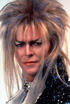 Get This Special Offer David Bowie 8 inch x 10 inch Photo Labyrinth Basquiat The Hunger The Man Who Fell to Earth Spikey Blonde Wig kn David Bowie Labyrinth, Labyrinth Movie, David Bowie Makeup, Sarah And Jareth, Lady Stardust, Queen Pictures, Unique Faces, Entertainment, Long Black Hair
