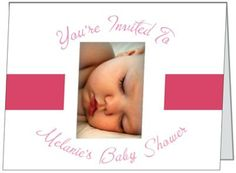 It doesn't get any cuter!  This adorable baby shower invite is personalized to say anything you like on the inside and out.  It comes in just about any color you want and this is just one of 5 absolutely delightful designs.  The inside is just as unique with a surprise inside, check it out at www.irishihadthat.com