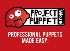 Project Puppet offers professional puppet patterns and hard-to-find puppet building materials at affordable prices.