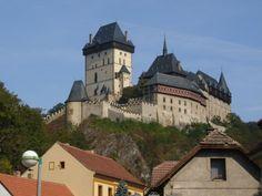 Photo of Karlstejn Castle Czech Republic, Trip Advisor, Mansions, House Styles, Photos, 1, Bohemia, Mansion Houses, Pictures
