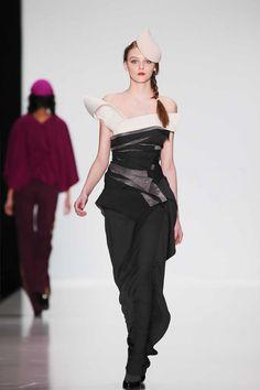 Day 2 - Mercedes-Benz Fashion Week Moscow Autumn/Winter 2014-2015 - Slava Zaitsev