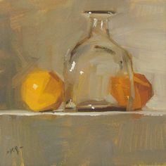 Carol Marine daily painting
