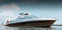 Sea Ray is the world's largest boat manufacturer of superior quality yachts, sport boats, bowriders, cabin cruisers, deck boats and more. Sea Sports, Sea Ray Boat, Sport Yacht, Top Boat, Sport Boats, Summer Nights, Summertime, Nautical, Ship