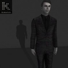 Kauna - XIV Suit: Plaid Thistle | Flickr - Photo Sharing!