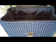 Tutorial - Come tagliare e cucire una fodera per borsa - YouTube