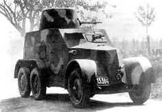 Armored Vehicles, Armored Car, Military Armor, Military Equipment, Panzer, Car Photos, World War Two, Wwii, Monster Trucks