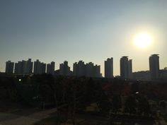 Downtown in Busan