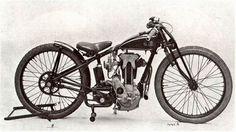 1928 Sunbeam DT90 speedway