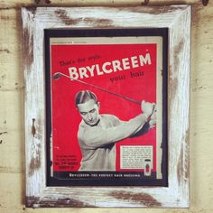For day long smartness, use Brylcreem