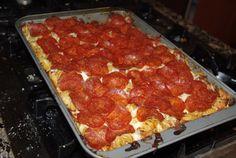 Easy Pizza Pasta Casserole OAMC) Recipe - Food.com: Food.com