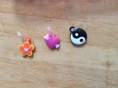 a few charms for my looms✌️