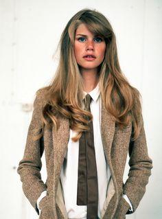 "miragemagazine:  ""Sofia Larsson at Mikas by Lena Modigh.  """