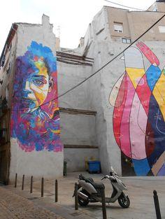 C215 en Tudela : Distorsion Urbana