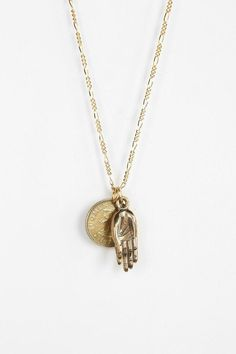 Ax + Apple Cerefino Necklace #urbanoutfitters