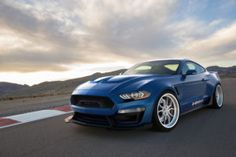 Shelby American Unveils Next Gen Shelby 1000 Track Car