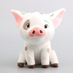 "Promo Offer NEW Moana Pet Pig Pua Stuffed Animals Cute Cartoon Plush Toy Dolls 8"" 20 CM Kids Movie Collection Toys"