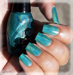 Shop www.parlezenauxcopines.com Vernis Jade MIRAGE Holographique collection Jade Rainbow Effect @papillon_des_iles @esmaltejade #onlineshop #parlezenauxcopines #boutiqueenligne #swatchs #papillondesilesnails #esmaltesjade #holographic #holographique #holo #unicornpee #vernis #vernisaongles #ongle #ongles #polish #polishaddict #nail #nails