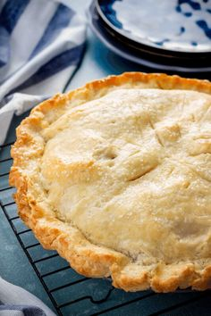 Gluten Free Deserts, Best Gluten Free Recipes, Gluten Free Sweets, Foods With Gluten, Egg Free Recipes, Gf Recipes, Dessert Recipes, Gluten Free Pastry, Gluten Free Pie Crust