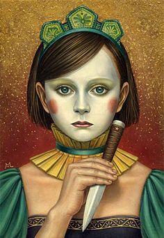 """A Girl of the Circus"" by Shiori Matsumoto - 2003"