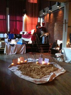 lenten prayer stations - lilly's pad