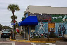 Folly Beach, South Carolina  Planet Follywood!