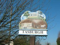 Tasburgh Village Sign A picture of: Tasburgh, Norfolk