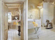 bejárat Európa fürdőszoba hálószoba kert konyha nappali rusztikus vidéki stílus otthontúra vintage Lengyelország amerikai konyha