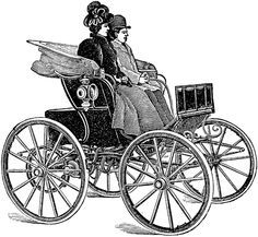 130 best vehicles images on pinterest silhouette design For Sale by Owner 1994s 10 GMC Trucks man woman riding carriage wagon digital graphics transportation clip art for cards t shirts pins buttons etc this is a digital file that