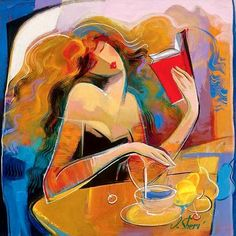 Joseph Abhar - Helena Lam Deco Poetry Reading by Irene Sheri