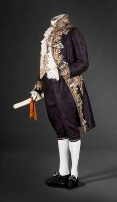 Court suit of Johann Nepomuk Hummel, 1810-14 From the FIDM...