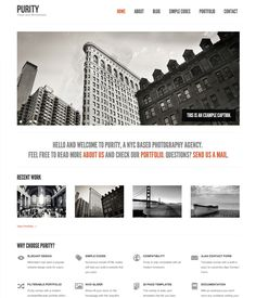 Clean Web Design | Purity WordPRess Theme http://themeforest.net/item/purity-clean-minimal-bold-website-template/full_screen_preview/408822