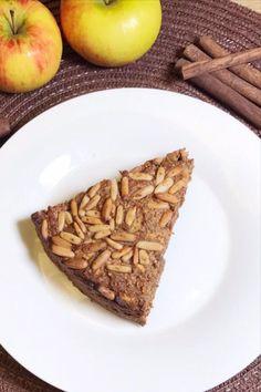 Lust auf einen saftigen Apfelkuchen? Heute stelle ich euch eine Variante vor, die ihr endlich mal ohne schlechtem Gewissen genießen könnt. Beef, Food, Food Food, Bakken, Recipies, Meat, Essen, Meals, Yemek