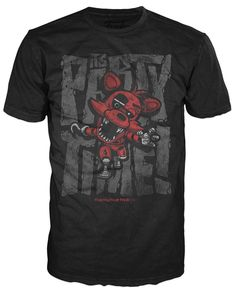 Pop! Tees: Five Nights at Freddy's - Foxy Pirate Cove