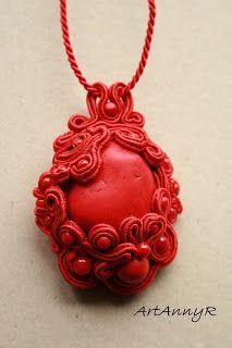 Wisiorki sutasz Soutache Pendant, Pendant Necklace, Pendants, Jewelry, Fashion, Art, Moda, Jewlery, Jewerly