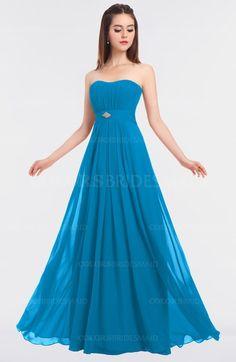 c5ce3e7cd3d 12 Best Cornflower blue bridesmaid dresses images