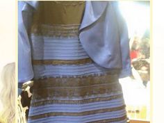 Blue and black or white and gold, whatever colour dress you see says a lot about you - Science - News - The Independent
