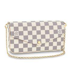 557ba34d7dde louis vuitton white purse louis vuitton pochette louis vuitton coin purse lv  purse chain wallet N63106