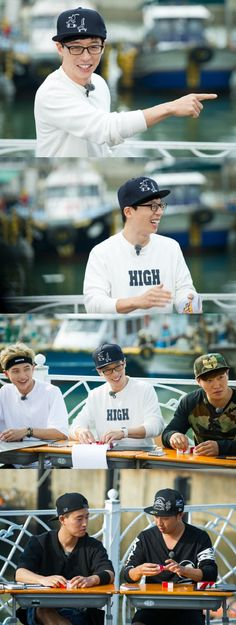 yoo jae suk - running man IQ Running Man Movie, Running Man Korea, Ji Hyo Running Man, Jae Seok, Yoo Jae Suk, Fnc Entertainment, Korean Entertainment, Conan Movie
