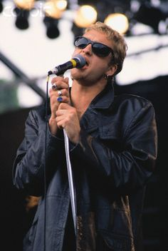 Layne Staley. Nobody cam replicate that voice.