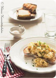 Rührei ~ Scrambled Eggs | Kleiner Kuriositätenladen | Bloglovin'