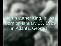 Video Tribute to Martin Luther King, Jr.