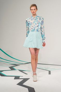 Calla   Fall 2014 Ready-to-Wear Collection   Style.com