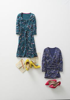 Wrap it up! Shop with 15% off for 24 hours with code LDN1 (UK) or LDN2 (US) #Boden #AW14