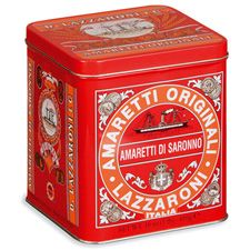 My favorite cookies...Lazzaroni Amaretti. And they are naturally gluten-free, too.