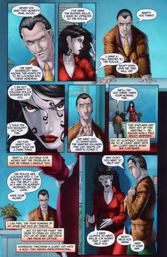 Anita Blake, Vampire Hunter: Guilty Pleasures 1 Page 6